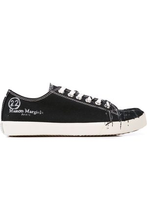 Maison Margiela Tabi destroyed sneakers
