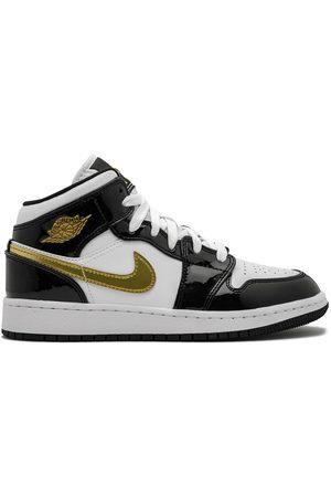 Jordan TEEN Air 1 Mid-Top sneakers