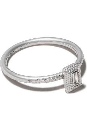 De Beers Women Rings - 18kt Talisman diamond baguette cut diamond ring