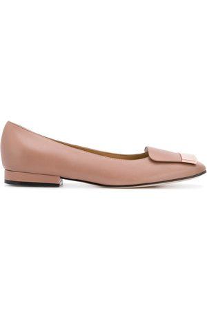 Sergio Rossi SR1 ballerina shoes