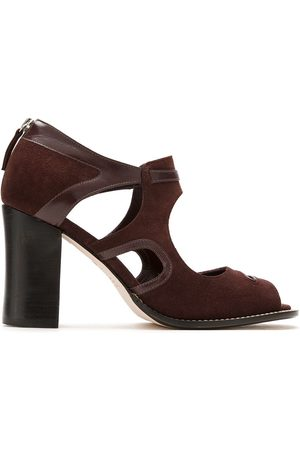 Sarah Chofakian Ohay leather sandals