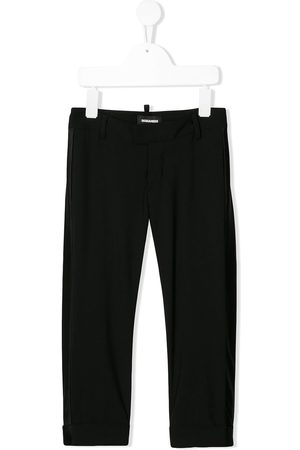 Dsquared2 Satin strap trousers