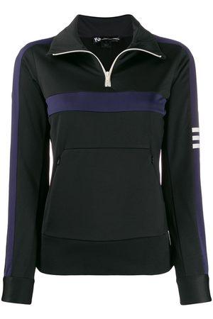Y-3 Women Sweatshirts - Block panelled sweatshirt