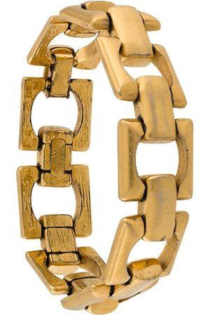 VERSACE Women Bracelets - 1990s square link bracelet