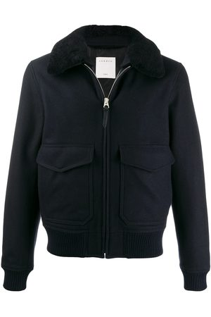 Sandro Zipped bomber jacket
