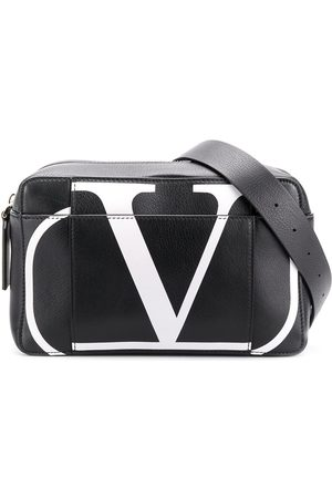 VALENTINO Men Belts - Garavani VLOGO belt bag