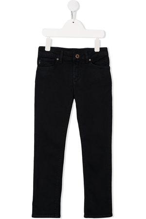Emporio Armani Boys Skinny - Mid-rise skinny jeans