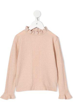 Velveteen Julie knit jumper