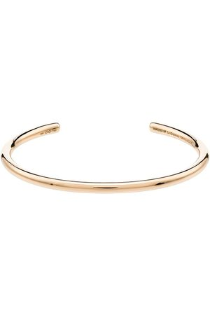 Le Gramme Engraved end bangle