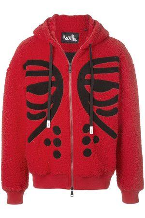 HACULLA Men Hoodies - Masked zipped hoodie