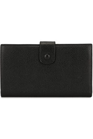 CHANEL CC elongated bi-fold wallet