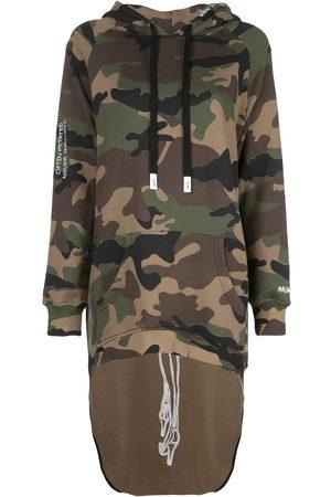 HACULLA Women Hoodies - Pardon extended hoodie