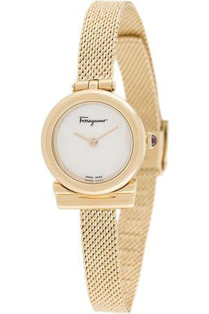 Salvatore Ferragamo Gancini Slim 22mm watch
