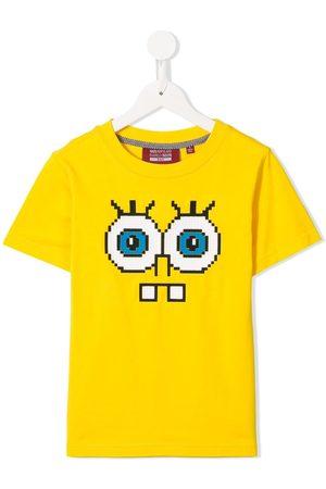 MOSTLY HEARD RARELY SEEN Tiny Snaggle Teeth T-shirt