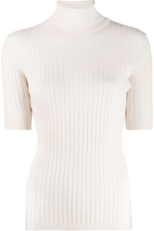 Cashmere In Love Roll neck pullover top
