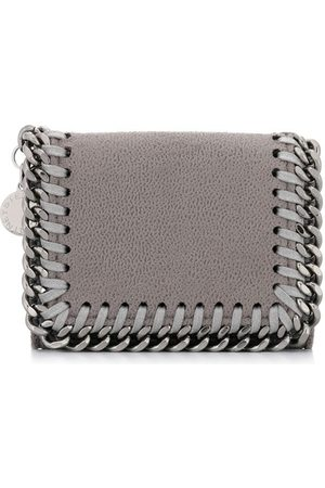 Stella McCartney Women Wallets - Falabella tri-fold wallet