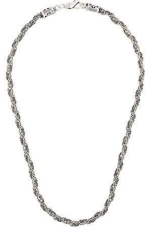 EMANUELE BICOCCHI Braided necklace
