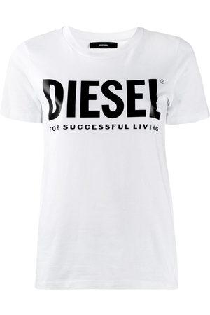 Diesel PVC logo T-shirt
