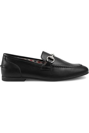 Gucci Boys Loafers - Children's Gucci Jordaan leather loafer