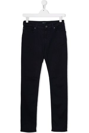 Emporio Armani TEEN slim-fit jeans