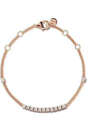 ALINKA 18kt rose RIVIERA diamond bracelet