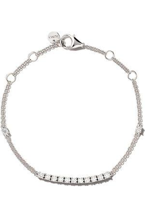 ALINKA Women Bracelets - 18kt white gold RIVIERA diamond bracelet