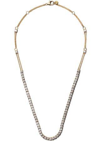 ALINKA 18kt yellow RIVIERA diamond necklace