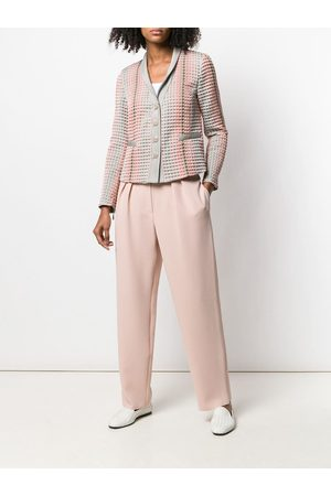 Emporio Armani Pleated detail trousers