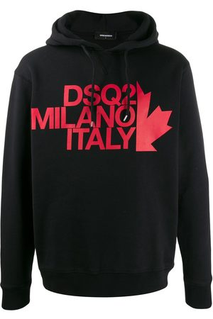 Dsquared2 Logo print hoodie