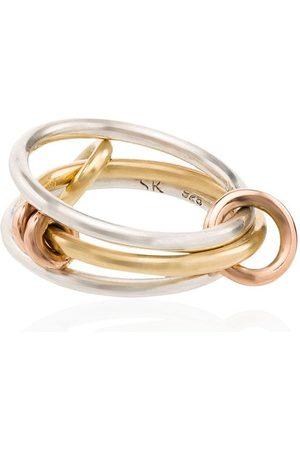 SPINELLI KILCOLLIN Acacia 18kt yellow gold ring