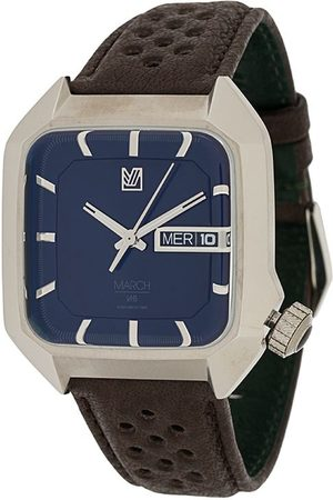 MARCH LA.B AM2 Electric Navy 39mm