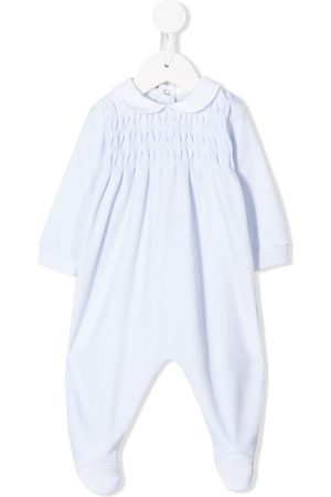 SIOLA Ruched detail romper