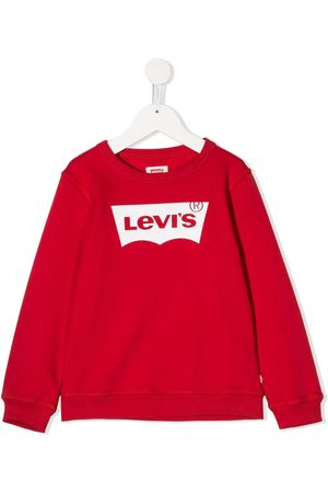 Levi's Boys Jumpers - Printed logo sweater