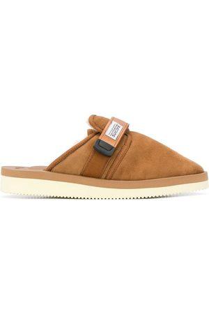 SUICOKE Zavo suede slippers