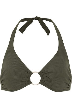 Melissa Odabash Brussels halter bikini top