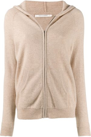 Chinti & Parker Cashmere zip up cardigan