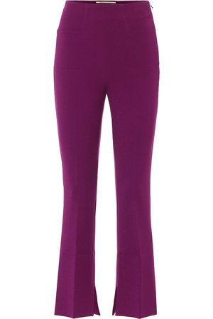 Roland Mouret Exclusive to Mytheresa – Goswell high-rise cropped pants