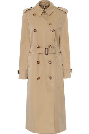 Burberry Waterloo cotton trench coat