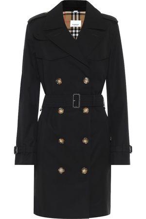 Burberry Cotton-gabardine coat