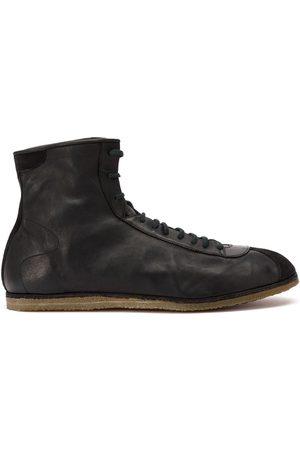 GUIDI Men Boots - Hi-top sneaker boots