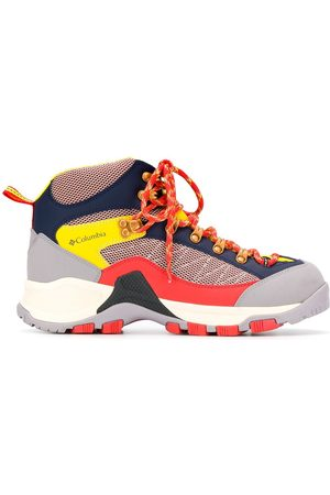 HENRIK VIBSKOV Tablerock colour-block trekking boots