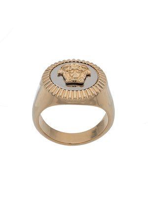 VERSACE Women Rings - Medusa charm ring