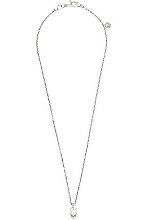 John Varvatos Skull pendant necklace