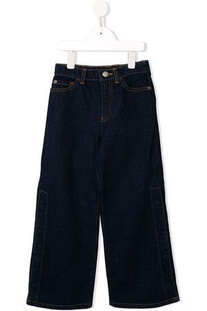 Emporio Armani Wide-leg jeans