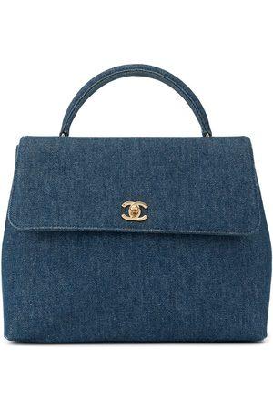 CHANEL CC Turnlock handbag