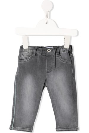 Emporio Armani Girls Straight - Straight-fit jeans