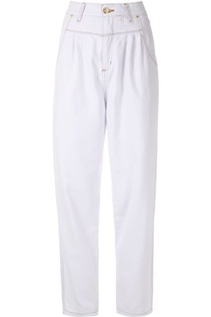 AMAPÔ Pleated jeans