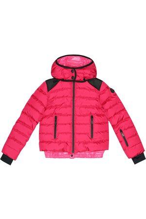 Moncler Girls Ski Suits - Issarless down ski jacket