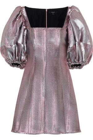 Ellery Women Dresses - Lady D'arbanville metallic minidress