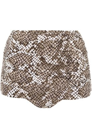 Norma Kamali Exclusive to Mytheresa – Bill high-waisted bikini bottoms